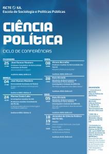 Programa Ciclo de Conferências