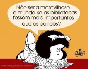 Tira da Mafalda