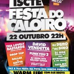 Cartaz da Festa do Caloiro 2011