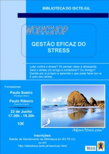 Cartaz do Workshop