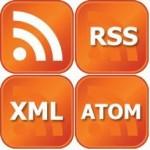 Estes são os símbolos comuns do RSS