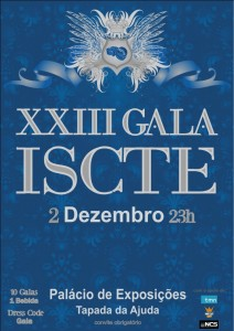 XXIII Gala ISCTE